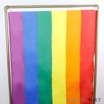 【PAR.T】彩虹商品-銅釦大彩虹旗