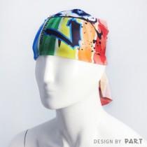 【PAR.T】彩虹商品-魔術頭巾(拳擊)
