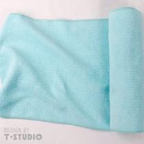 【T-STUDIO】超纖維吸水毛巾(藍)